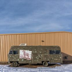 Camo RV [Gunnison, Colorado]