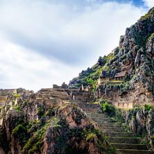 Ollantaytambo Inca City Vol II