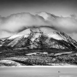 Morning Stroll [Mt Buffalo, Dillon, Colorado]