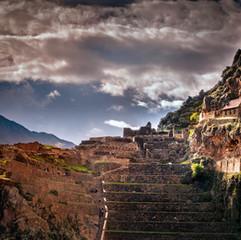 Ollantaytambo Inca City