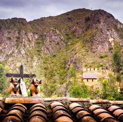 Ollantaytambo Inca City Vol V