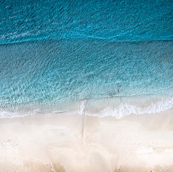 Meelup Beach from above