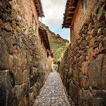 Ollantaytambo Inca City Vol VI