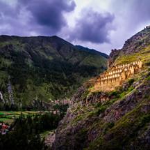 Ollantaytambo Inca City Vol III
