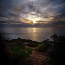 Sunset Halo