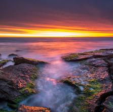 Burns Beach sunset
