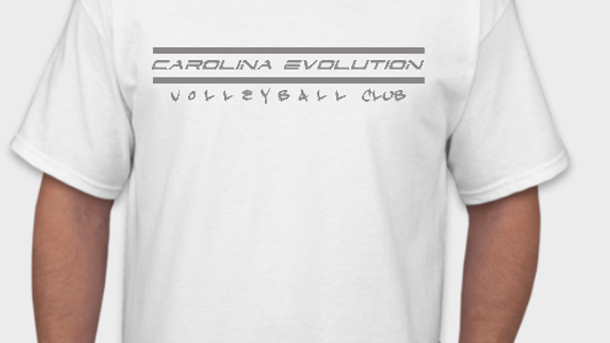 Evolution Tee-Shirt (White/Gray)