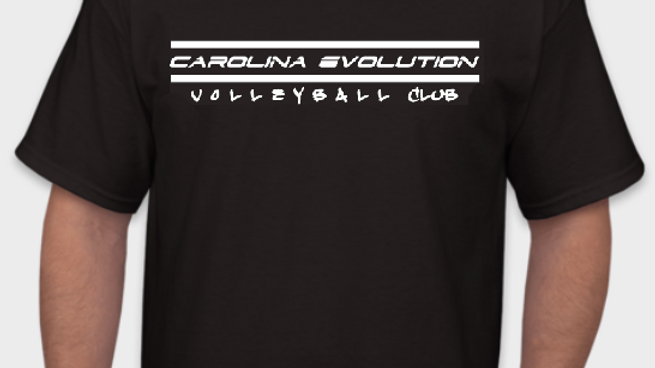 Evolution Tee-Shirt (Black/White)