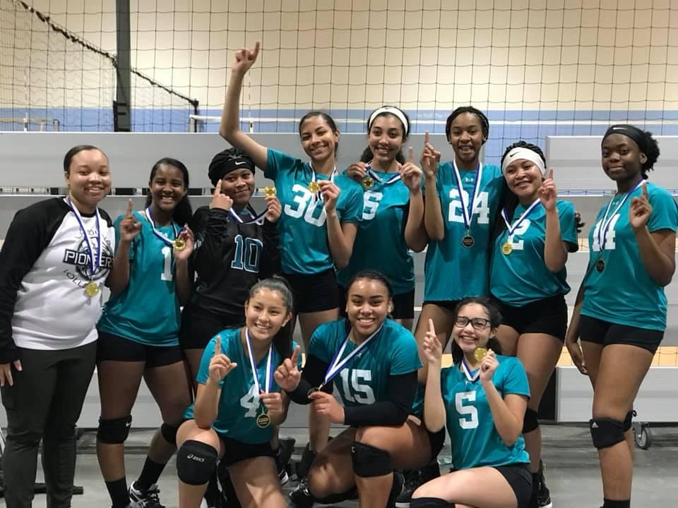 Home | Carolina Evolution Volleyball Club