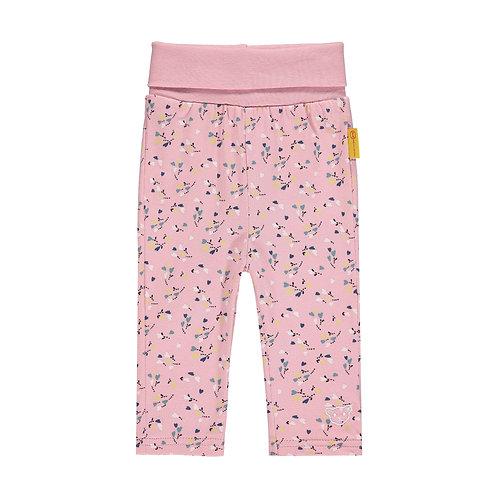 Steiff Legging rosa floral