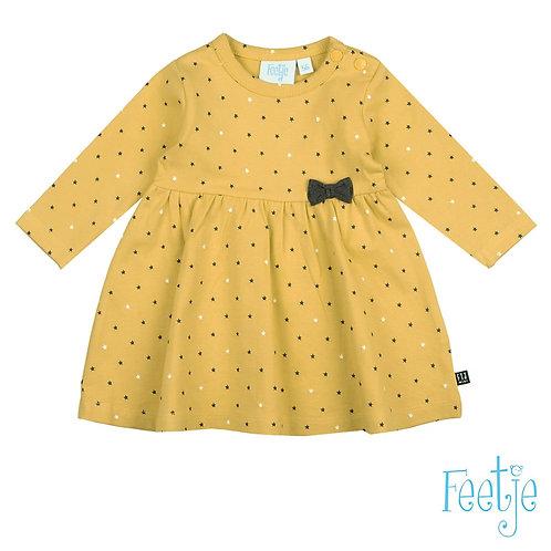 Feetje Kleid gelb