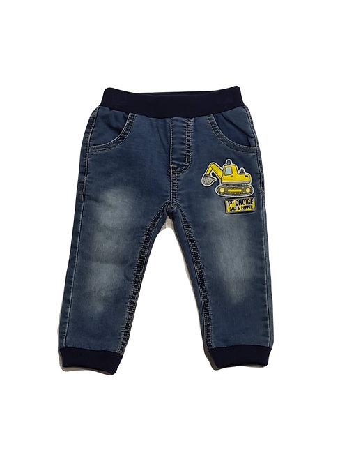 Salt and Pepper Jeans Bagger