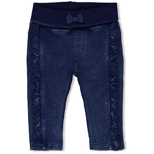 Feetje Hose demin-blau