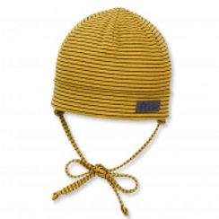 Sterntaler Babymütze gelb