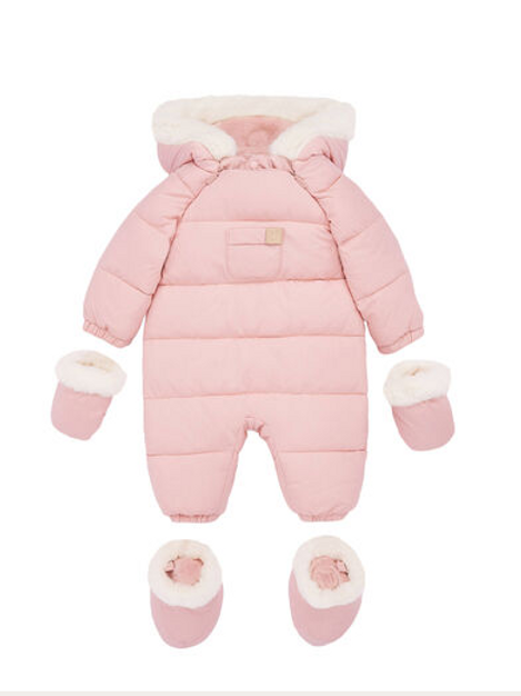 Mayoral Schneeoverall rosa