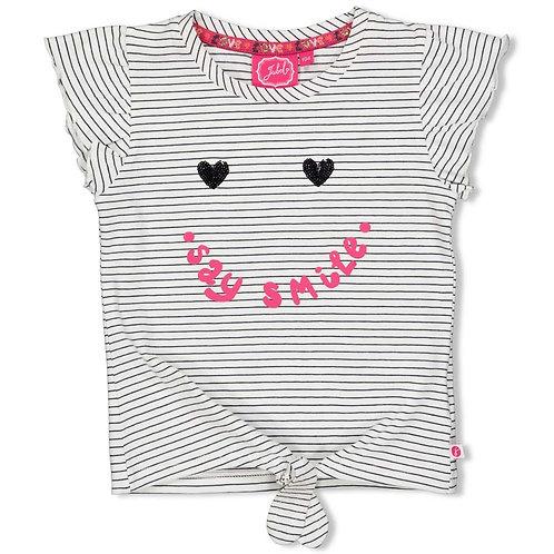 """Jubel by Feetje  T-Shirt ringel """"Woopsie Daisy"""""""