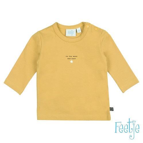 Feetje Shirt gelb