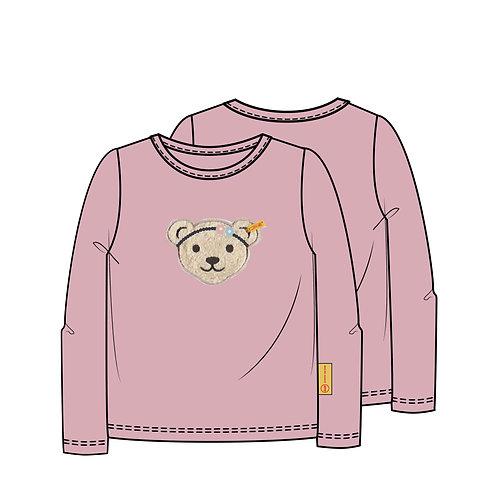 Steiff Langarm Shirt rosa