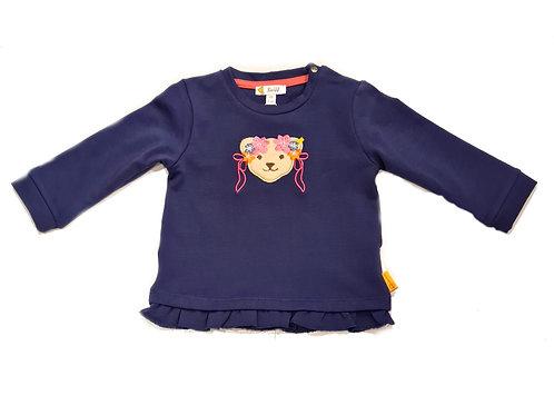 Steiff Sweatshirt lila