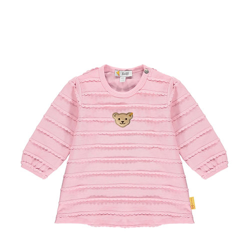 Steiff Long-Shirt rosa