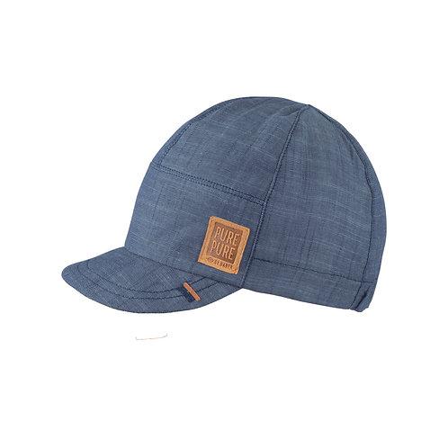 Pure Pure Schirmmütze jeansblau