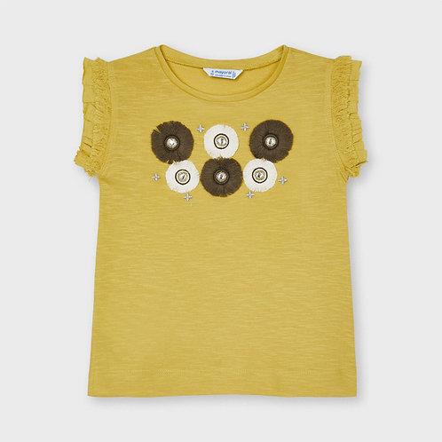 Mayoral T-Shirt gelb