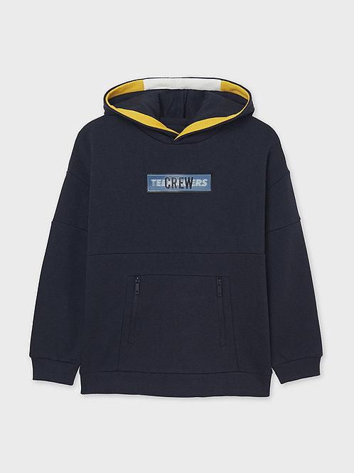 Mayoral Hoody Sweatshirt blau