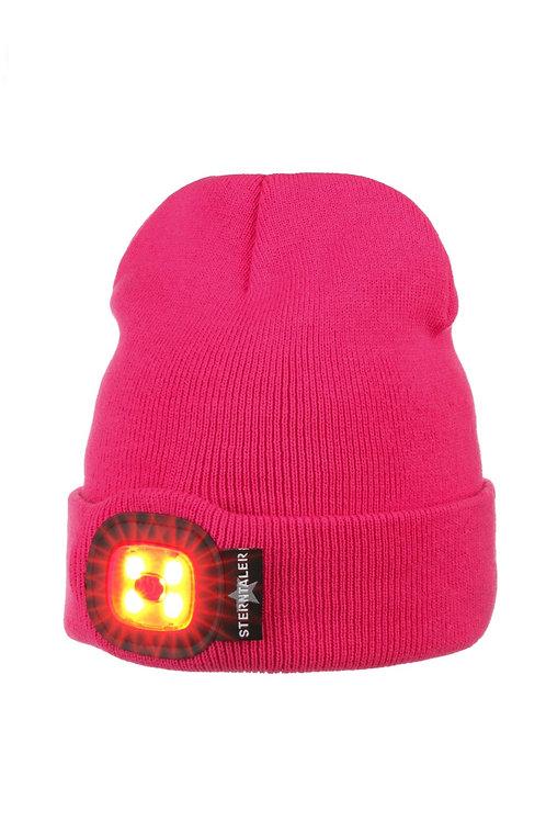 Strickmütze LED Sterntaler