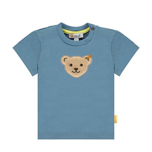 Steiff T-Shirt coronet blue
