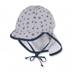 Sterntaler Schirmmütze Nackenschutz Jeansoptik 50 UV-Schutz