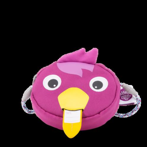 Affenzahn Portemonnaie Umhängetasche Vogel