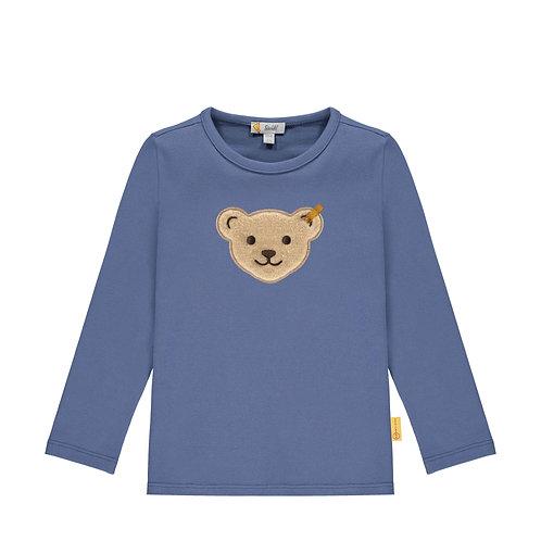 Steiff Langarm Shirt blau