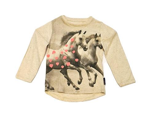 Noppies Longshirt Pferde