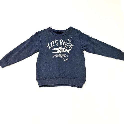 Blue Seven Sweatshirt