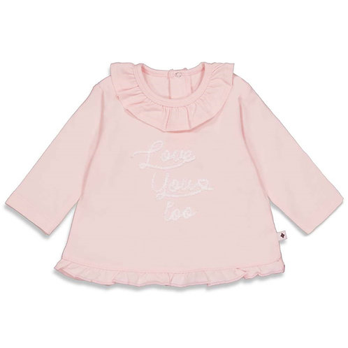 """Feetje Shirt rosa """"Cutest Thing Ever"""""""