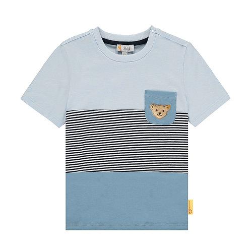 Steiff T-Shirt blau