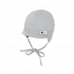 Sterntaler Schirmmütze Baby grau