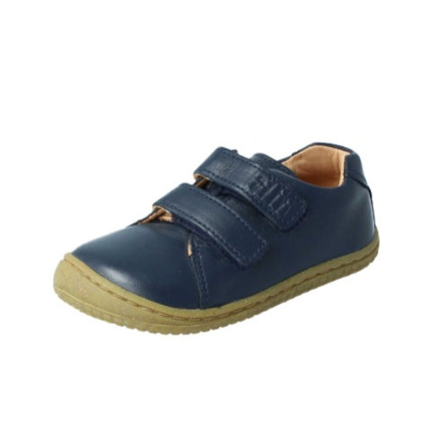 Filii Softwalk Halbschuh blau Bioleder
