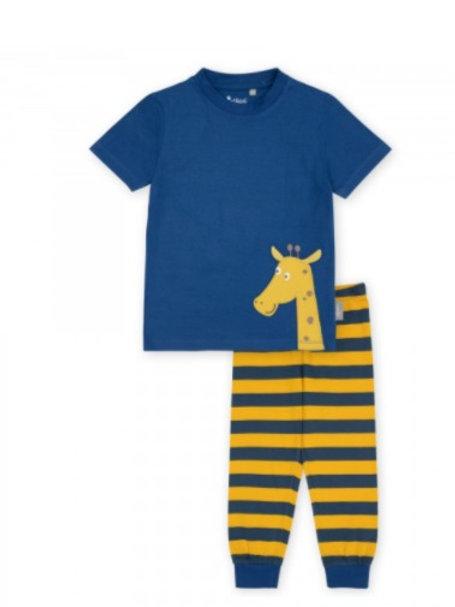 Sigikid  Pyjamer Sommer Giraffe