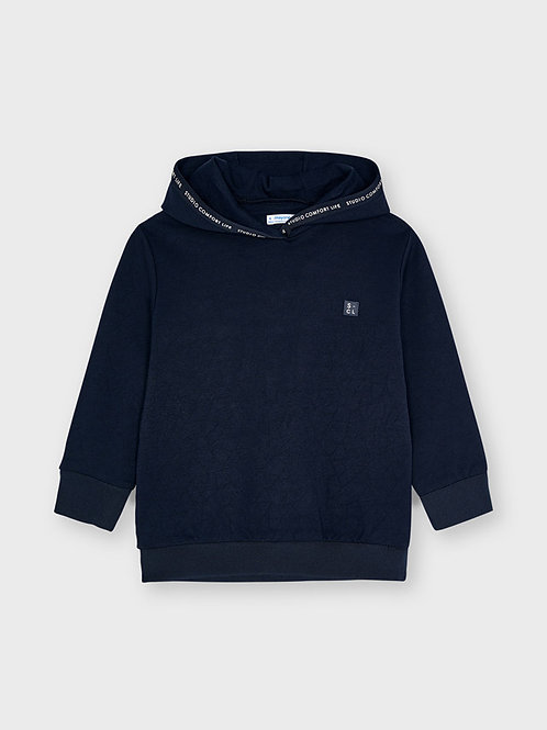Mayoral Hoody Sweatshirt dunkelblau