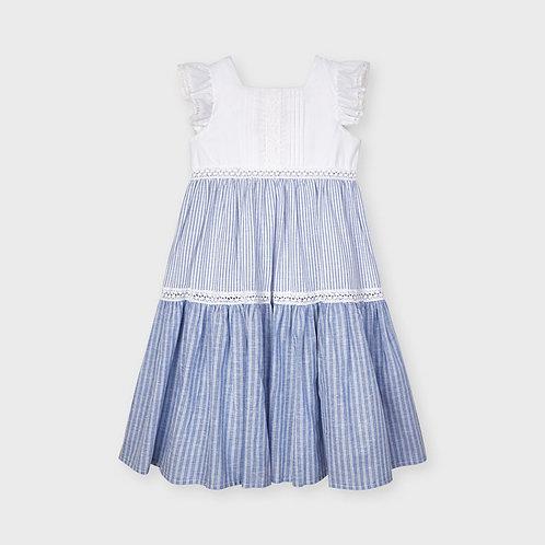 Sommer Kleid Mayoral hellblau