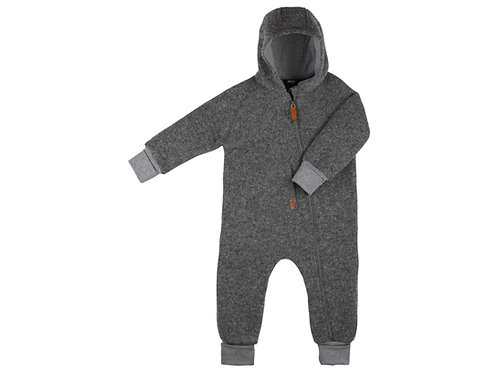Pure Pure by Bauer  Wollwalk Overall grau