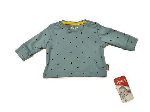 Sigikid Shirt New Born blau