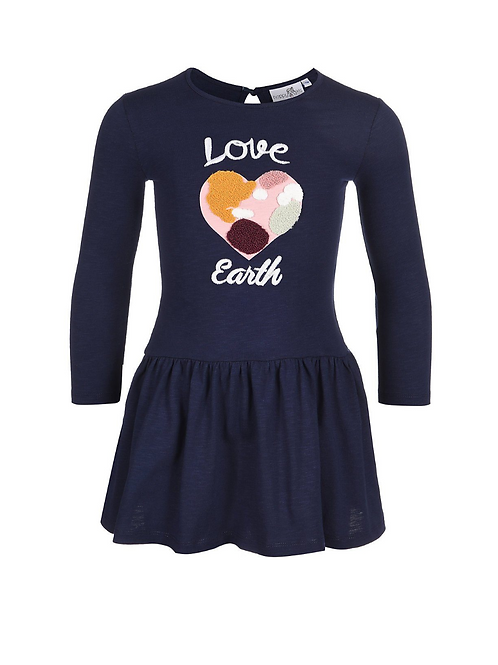Kleid von Happy Love Earth""