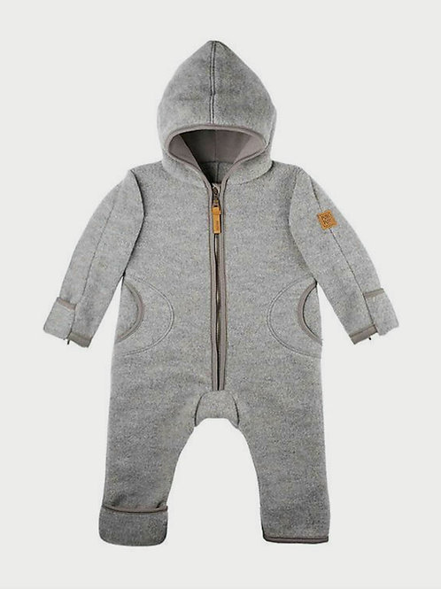 Pure Pure by Bauer Wollfleece Overall Merinowolle