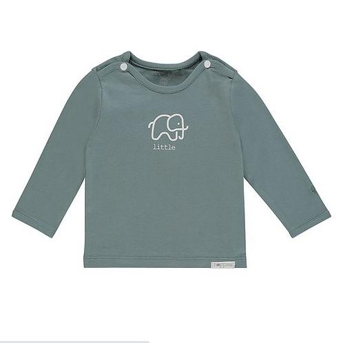 Baby Shirt Noppies grün