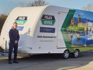 New For 2019 - Foley Mobile Demonstration Unit