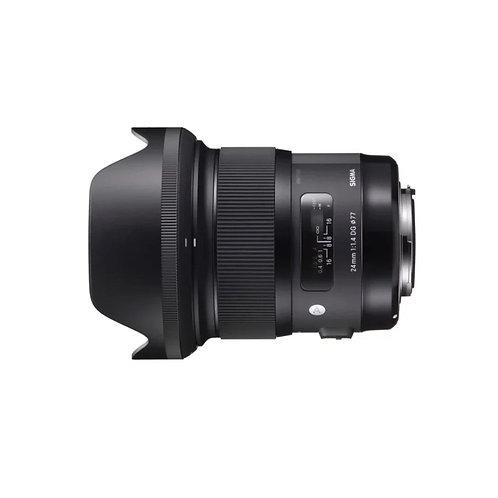 Sigma 24mm 1.4
