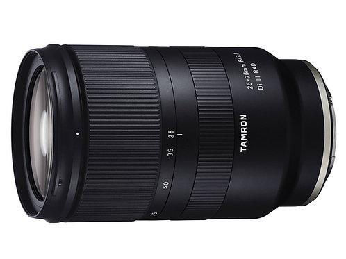 Tamron 28-75 2.8 Sony E
