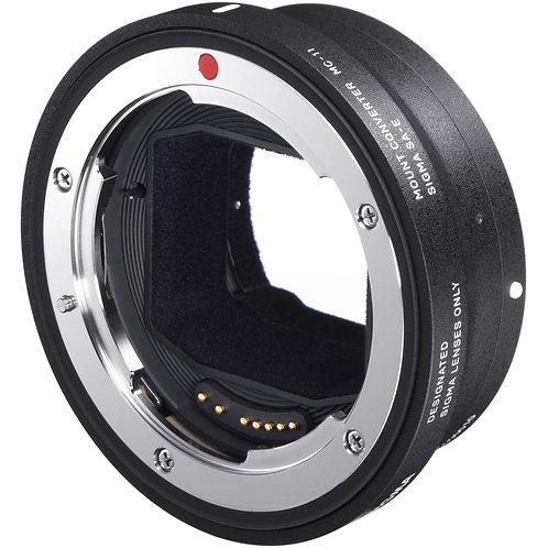 Адаптер Sigma MC-11 Canon EF на Sony E